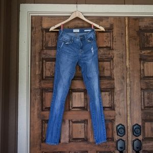 PACSUN High Rise Skinniest Jean size 24